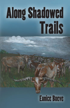 Along Shadowed Trails cover front
