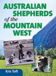 Australian Shepherds of the Mountain West cover front