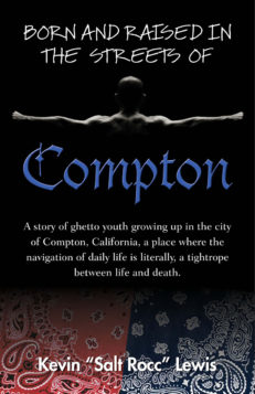 Born and Raised in the Streets of Compton cover front