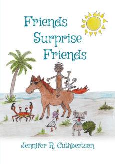 Friends Surprise Friends cover front