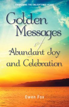 Golden Messages of Abundant Joy and Celebration cover front