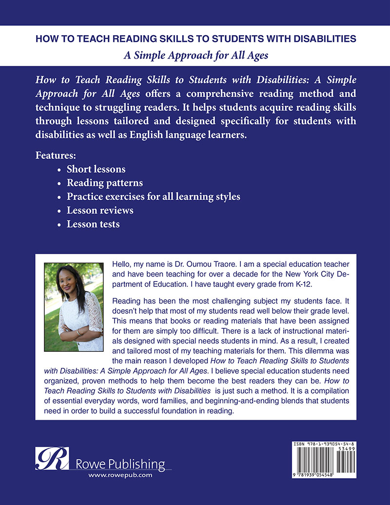 - How To Teach Reading Skills To Students With Disabilities – Rowe