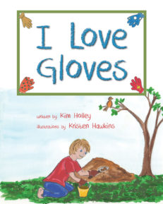 I Love Gloves cover front