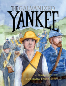The Galvanized Yankee cover front