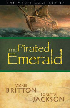 The Pirated Emerald cover front