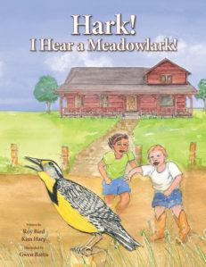 Hark! I Hear a Meadowlark! cover front