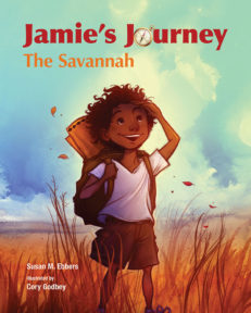 Jamie's Journey: The Savannah cover front