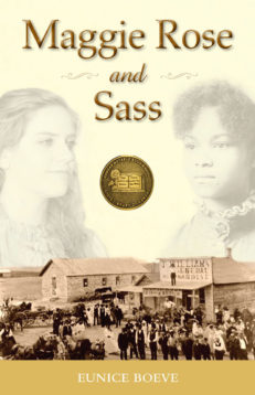 Maggie Rose and Sass cover front