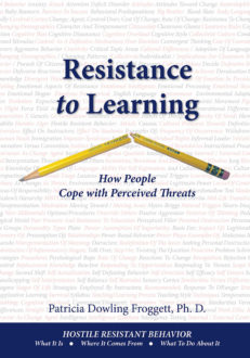 Resistance to Learning cover front