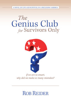 The Genius Club for Survivors Only cover front