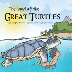 The Land of the Great Turtles cover front