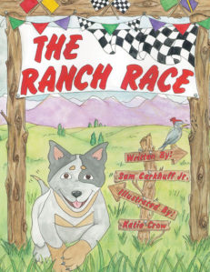 The Ranch Race cover front