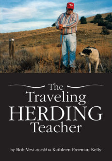 The Traveling Herding Teacher cover front