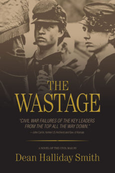 The Wastage cover front