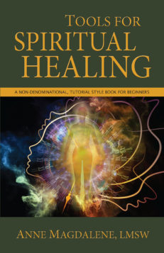 Tools for Spiritual Healing cover front