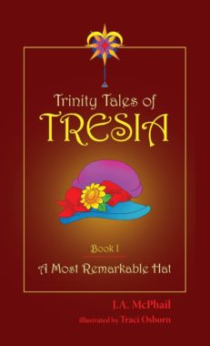 Trinity Tales of Tresia cover front 1