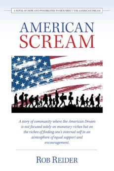 American Scream cover front