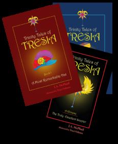 Trinity Tales of Tresia Series