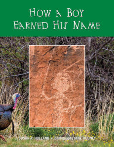 How a Boy Earned His Name cover front