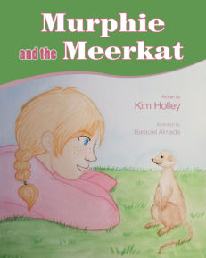 Murphie and the Meerkat cover front