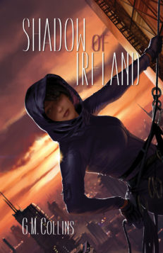 Shadow of Ireland cover front