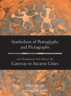 Symbolism of Petroglyphs and Pictographs cover front