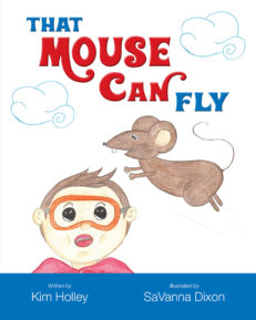 That Mouse Can Fly cover front