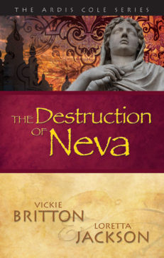 The Destruction of Neva cover front